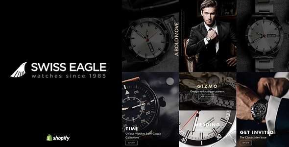 Swiss Eagle v1.4 — Watch Shopify Theme