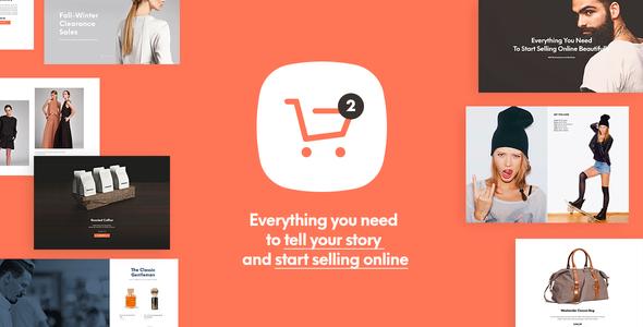 Shopkeeper v2.5.3 — Responsive WordPress Theme