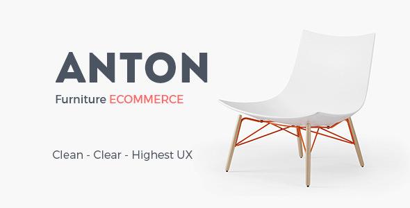 SNS Anton v2.3 — Furniture WooCommerce WordPress Theme