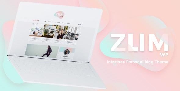 ZUM v1.0.1 — Personal Blog WordPress Theme