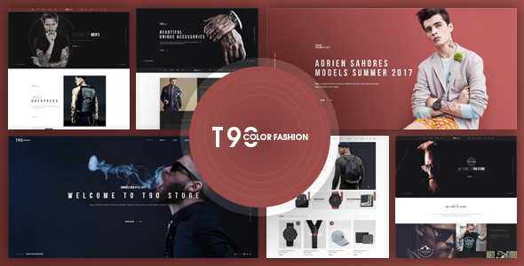 T90 — Fashion Responsive OpenCart Theme