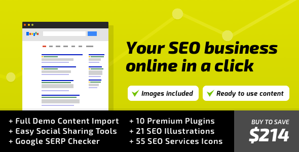 SEO WP v1.9.5 — Online Marketing, SEO, Social Media Agency