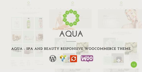 Aqua v3.1.6 — Spa and Beauty Responsive WooCommerce