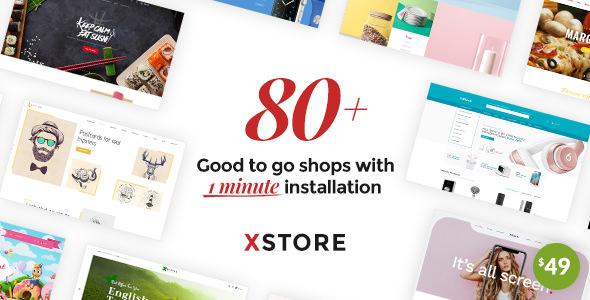 XStore v4.27 — Responsive WooCommerce Theme