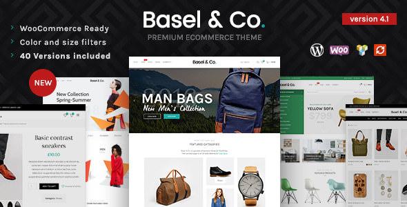 Basel v4.1.2 — Responsive eCommerce Theme