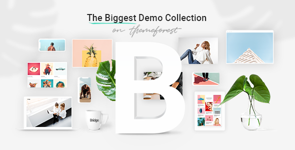 Bridge v16.6 — Creative Multi-Purpose WordPress Theme