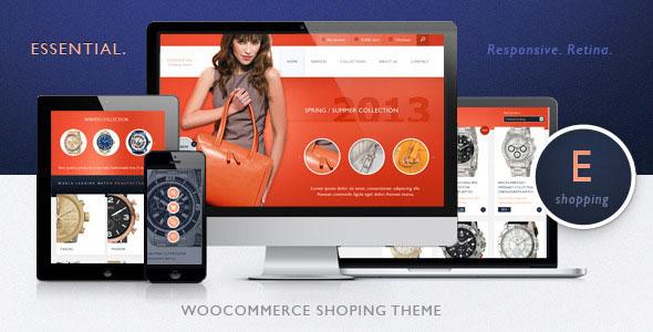 Essential v1.2.43 — WooCommerce Shopping Theme