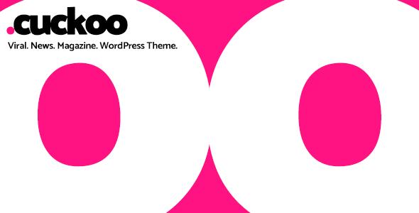 Cucko v2.5.1 — Viral, News, Magazine WordPress Theme