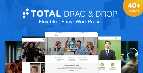 Total v4.7 — Responsive Multi-Purpose WordPress Theme