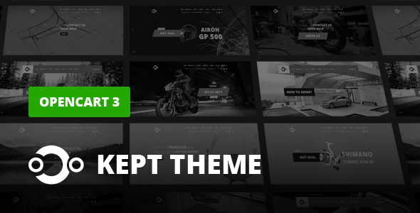 KEPT — Responsive OpenCart Theme