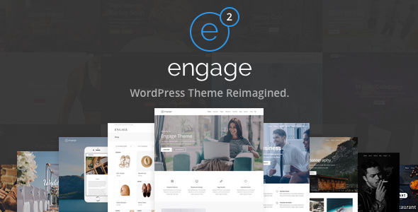 Engage v2.9.4 — Responsive Multipurpose WordPress Theme