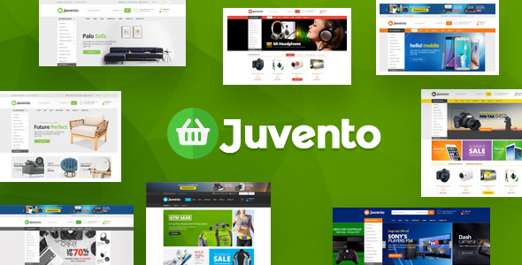 Juvento — Multipurpose Responsive PrestaShop Theme