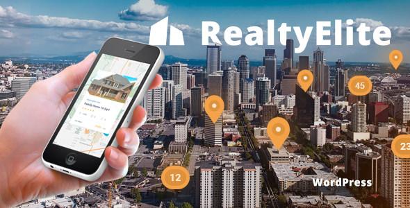 RealtyElite v1.0.0 — Real Estate & Property Sales Theme