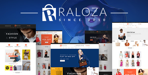 Raloza — Fashion Responsive PrestaShop Theme