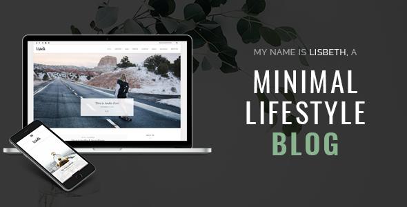 Lisbeth v1.1 — A Lifestyle Responsive WordPress Blog Theme