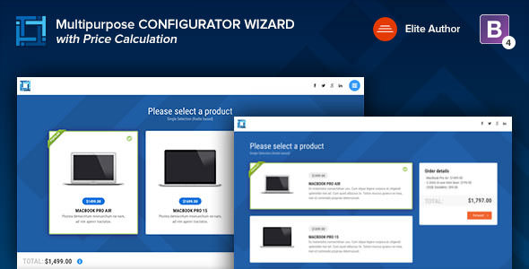 CONFIGURATOR — Multipurpose Working Configurator Wizard