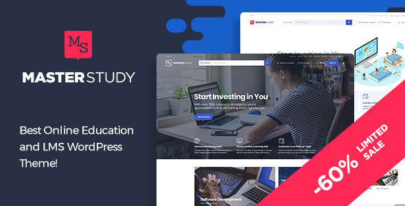 Masterstudy v2.0.2 — Education Center WordPress Theme