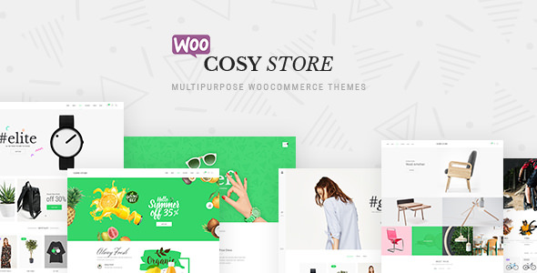 Cosi v1.0.5 — Multipurpose WooCommerce WordPress Theme