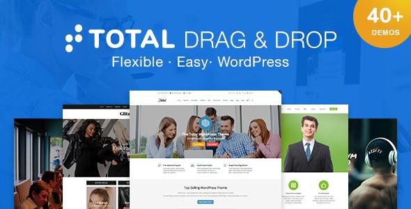 Total v4.7.1 — Responsive Multi-Purpose WordPress Theme