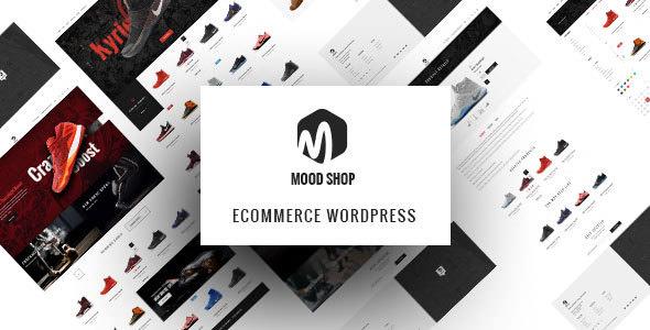 Moodshop v1.0.2 — Modern eCommerce WordPress theme