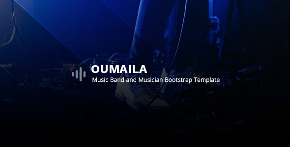 Oumaila — Music Band and Musician Template
