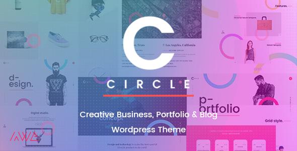 Circle — Creative Business, Portfolio & Blog Theme