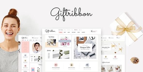 Gift Ribbon — Modern Accessory, Minimal, Gift & Sourvenir Prestashop Theme