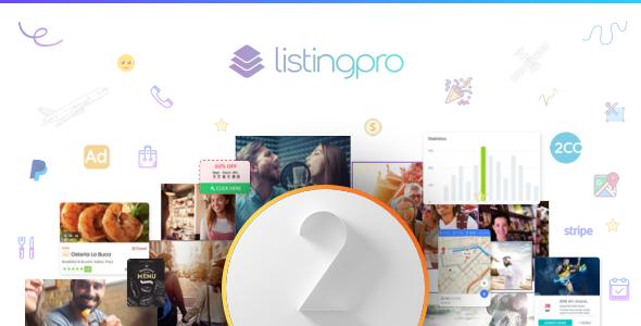 ListingPro v2.0.8 — Directory WordPress Theme