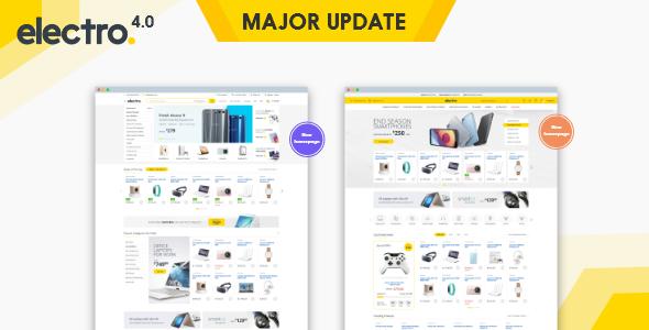 Electro v4.0 — Gadgets & Digital Responsive Shopify Theme