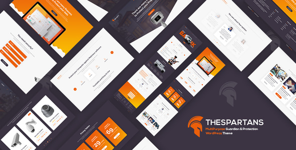 TheSpartans v1.0 — MultiPurpose Guardian & Protection Theme