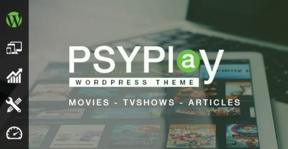 PsyPlay v1.2.5 — Theme for Movies & Series