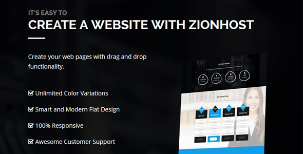 ZionHost v4.2.1 — Web Hosting, WHMCS and Corporate Business