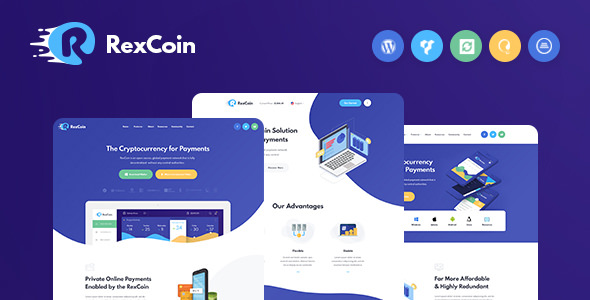RexCoin — A Multi-Purpose Cryptocurrency & Coin ICO
