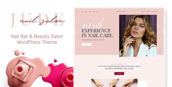 Jude v1.0 — Nail Bar & Beauty Salon WordPress Theme