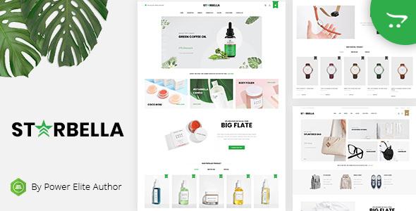 StarBella — Multipurpose OpenCart 3 Theme