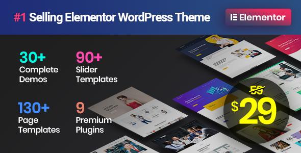 Phlox Pro v5.1.0 — Elementor MultiPurpose WordPress Theme