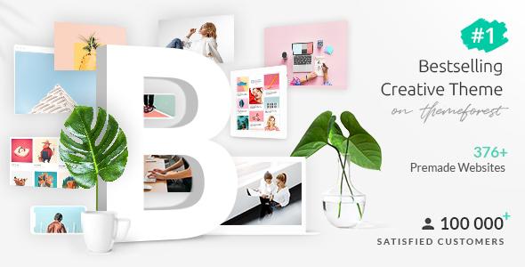 Bridge v17.1 — Creative Multi-Purpose WordPress Theme