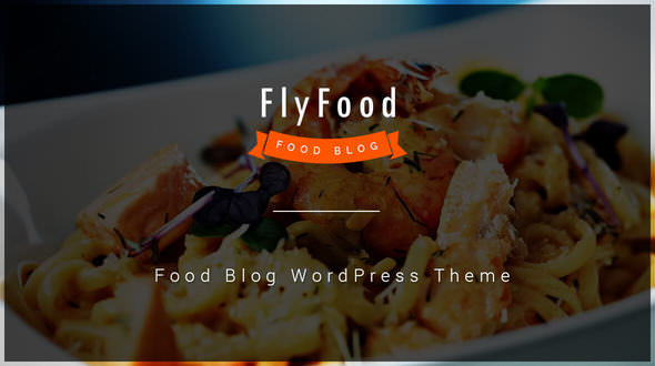 FlyFood v1.0.5 — Catering and Food WordPress Theme