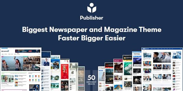 Publisher v7.5.1 — Newspaper Magazine AMP