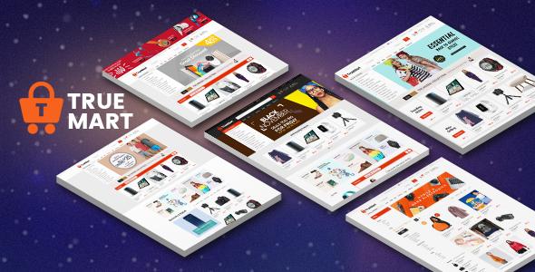 TrueMart v1.1 — Mega Shop Responsive Prestashop Theme