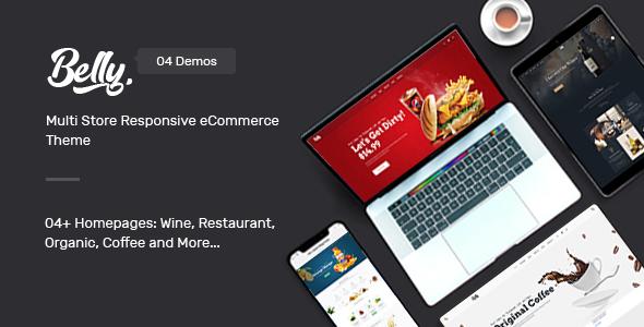 Belly v1.0 — Multipurpose Theme for WooCommerce