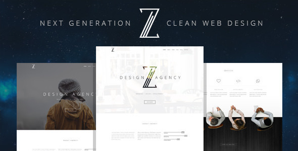 Zuut v1.4 — Clean Agency WordPress Theme