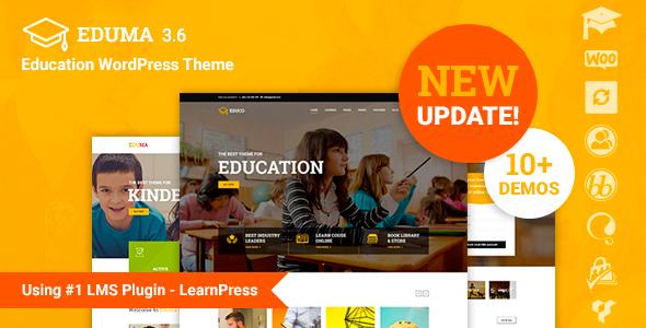 Education WP v3.6.3 — Education WordPress Theme