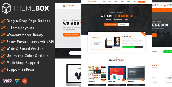 Themebox v1.3.1 — Unique Digital Products Ecommerce Theme