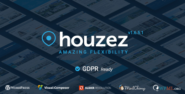 Houzez v1.6.5.1 — Real Estate WordPress Theme