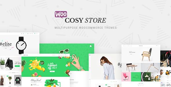 Cosi v1.0.6 — Multipurpose WooCommerce WordPress Theme
