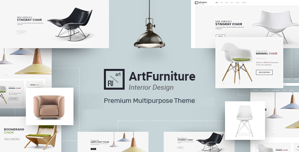 Artfurniture v1.0.2 — Furniture Theme for WooCommerce