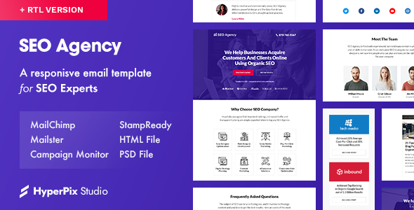 SEO Agency v1.0 — Email Template