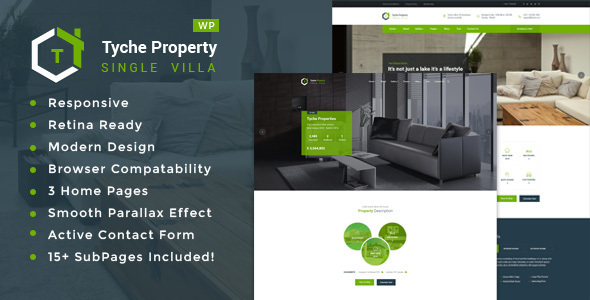 Tyche Properties v2.0 — Single Property Real Estate