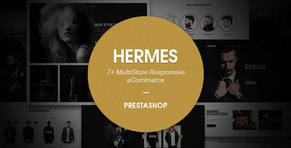 Hermes — Responsive Prestashop Theme